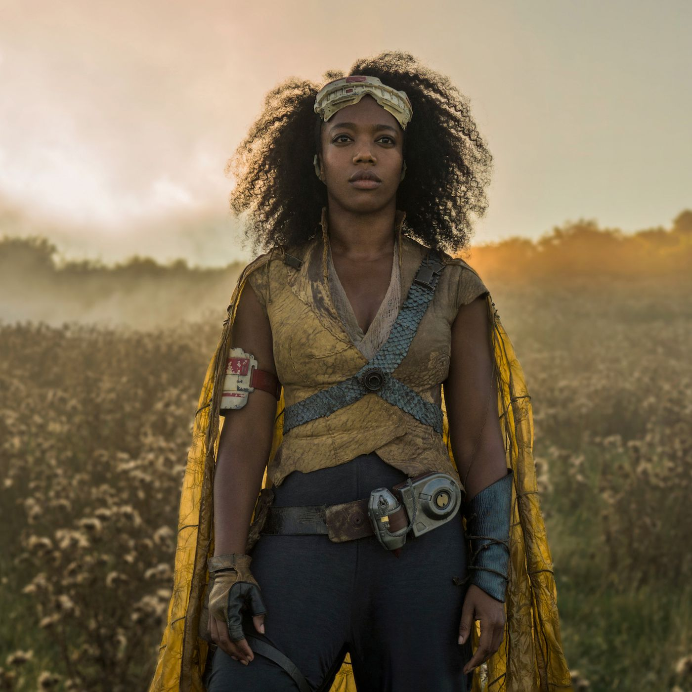 Naomi Ackie hopes Jannah stays in Star Wars after Rise of Skywalker - Polygon