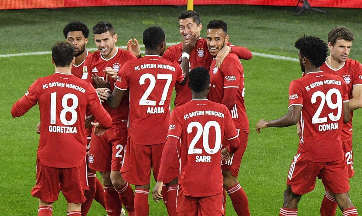 Borussia Dortmund v FC Bayern München - Bundesliga