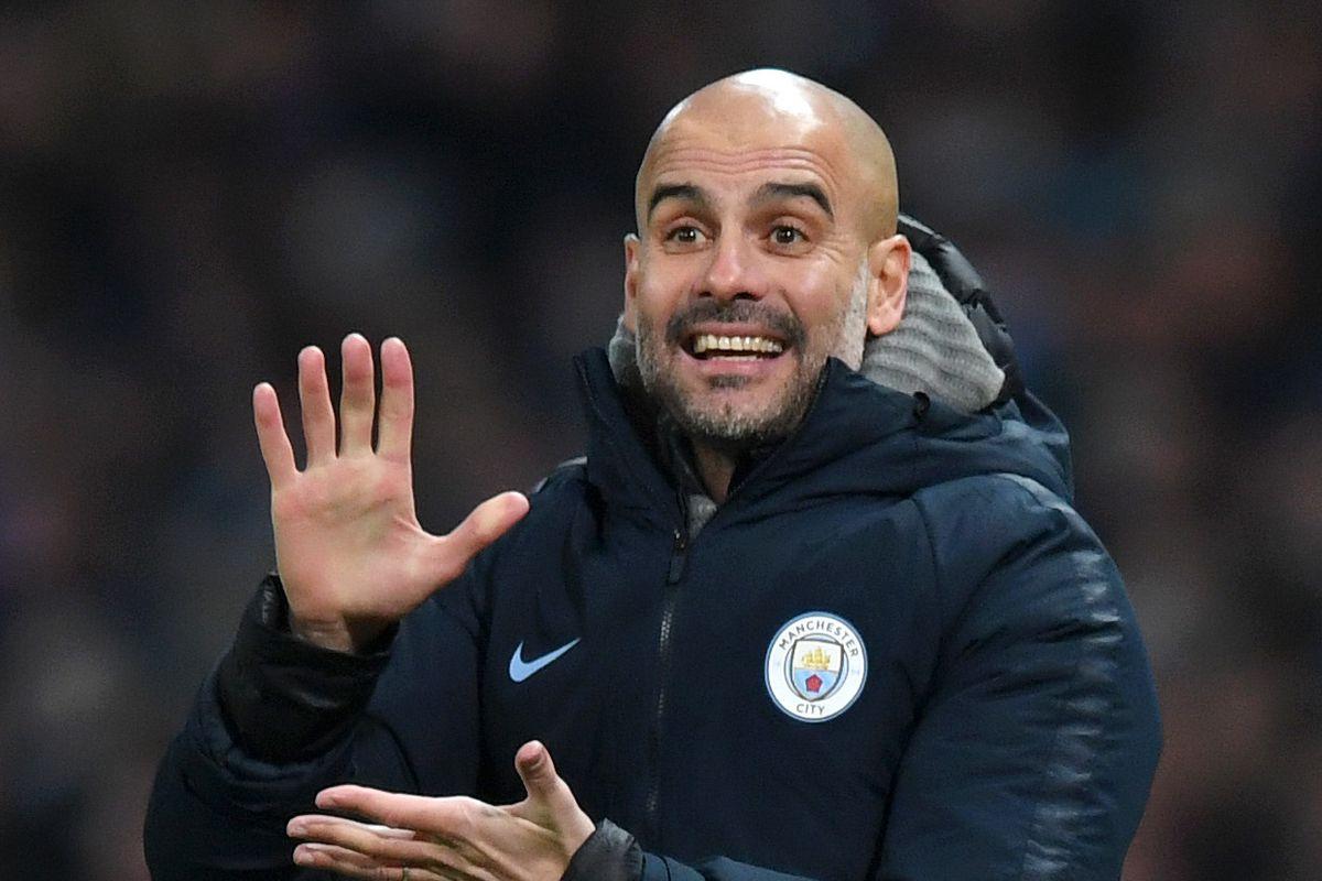 Josep Guardiola - Manchester City - Premier League