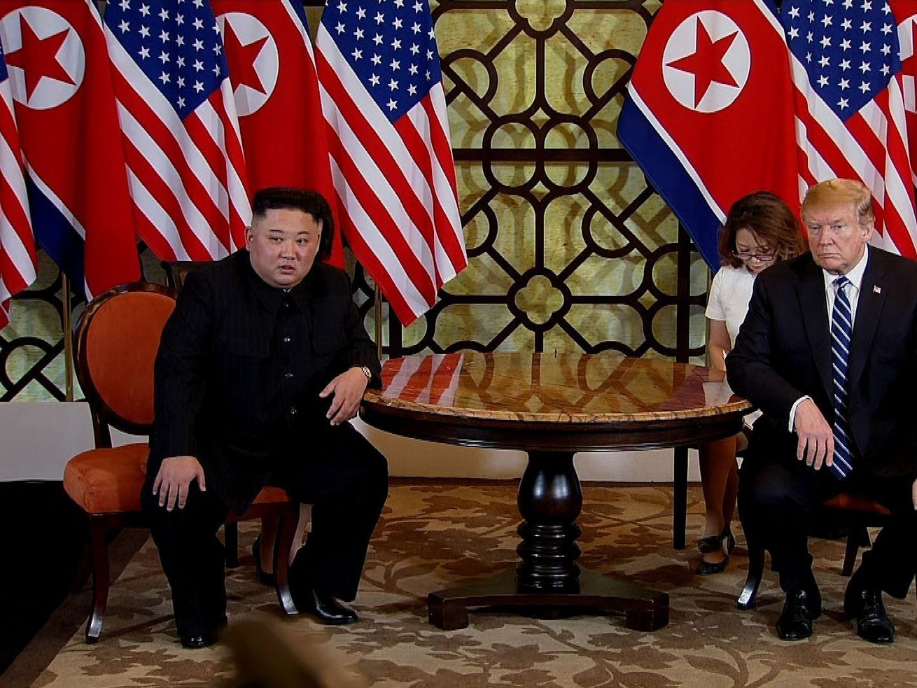 North Korea contradicts Trump on the reason a summit deal fell apart