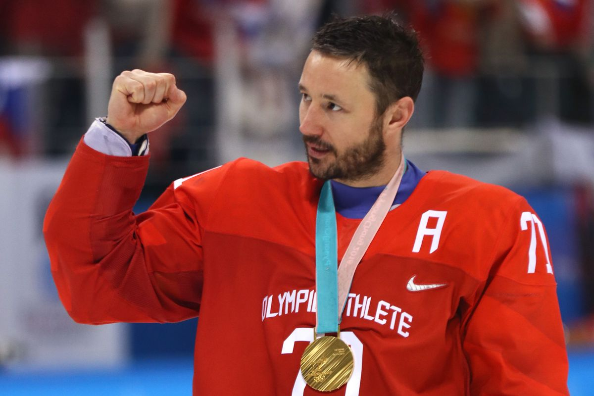 Ilya Kovalchuk agrees to 4-year contract in KHL; already ...