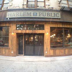 "Harlem Public in West Harlem via <a href=""http://harlembespoke.blogspot.com/2012/09/drink-sign-up-at-harlem-public.html"">Harlem + Bespoke</a>."