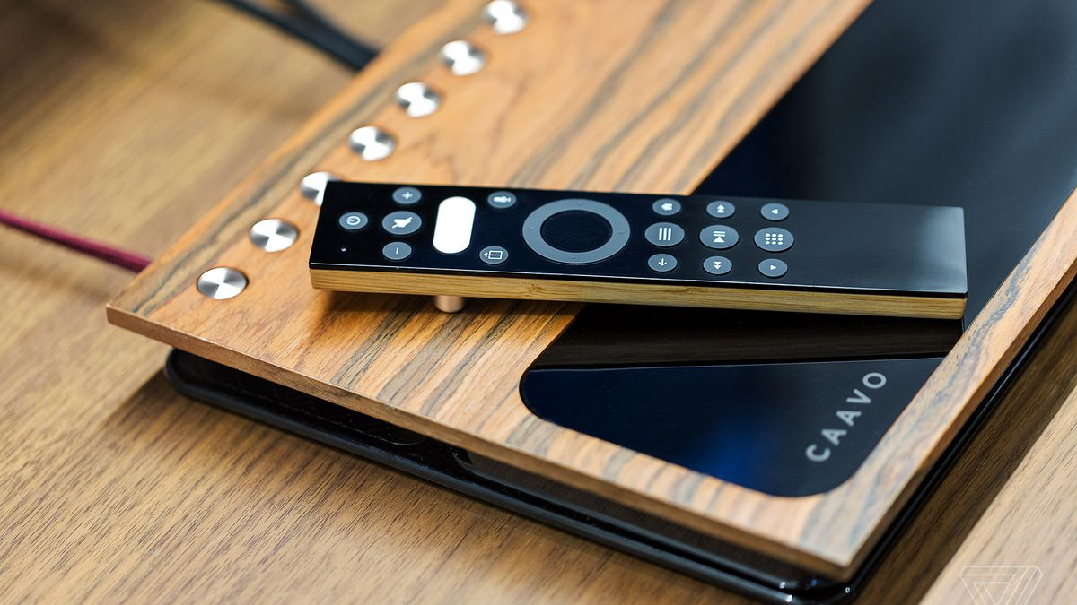 Caavo review: the future of remotes, a little too soon - The