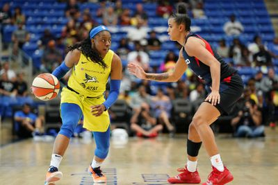 Washington Mystics v Dallas Wings