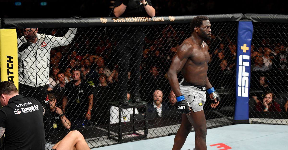 UFC Copenhagen, The Morning After: The Unlikely Ascension Of Jared Cannonier
