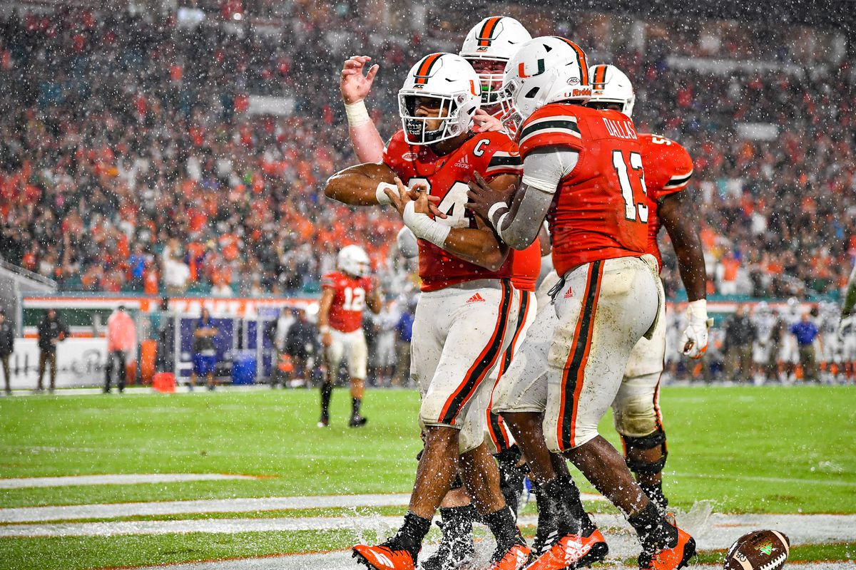 Miami Hurricanes At Virginia Tech Hokies How To Watch Gametime Tv Coverage And Live Stream State Of The U