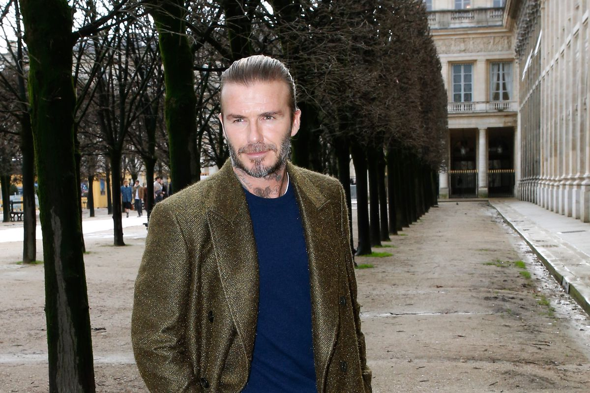 David Beckham launches Miami Major League Soccer franchise