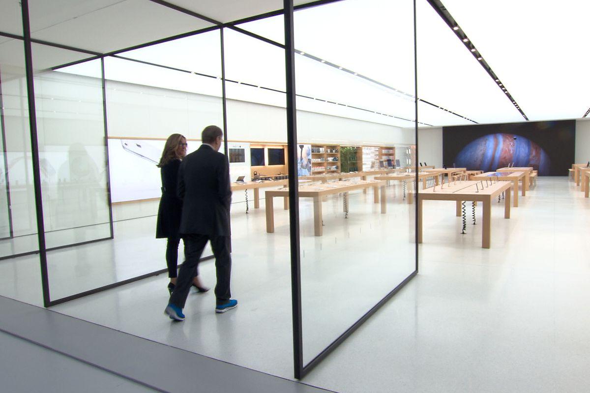 100+ Apple Corporate Headquarters Tour – yasminroohi