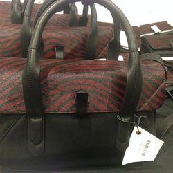 Louvre satchel, $114