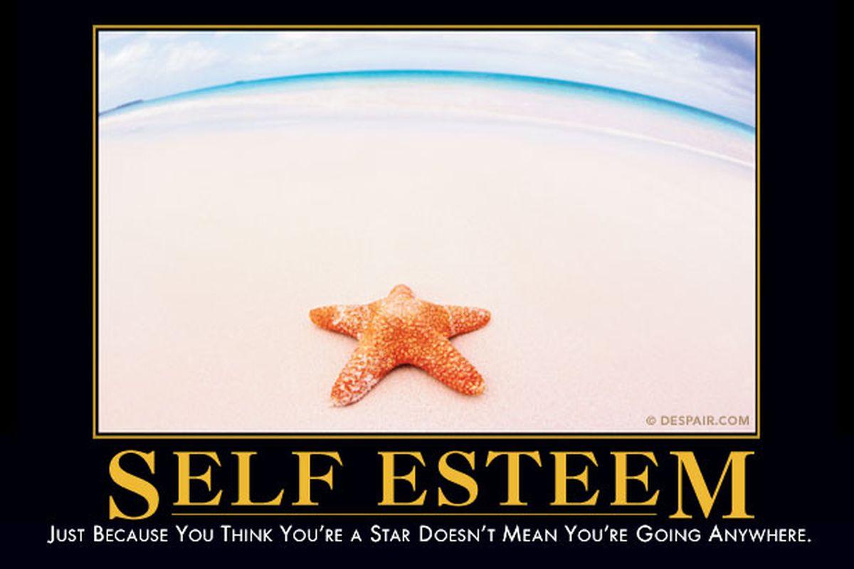 "But... we are a Star! <a href=""http://demotivators.despair.com/demotivational/selfesteemdemotivator.jpg"">demotivators.despair.com</a>"