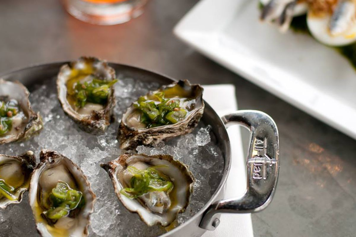 Feast Of The Seven Fishes Seattle Restaurants Recreate