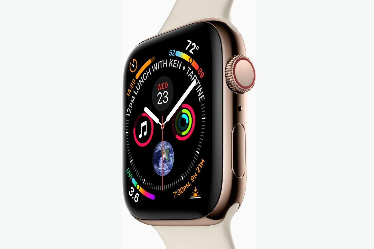 apple releases watchos 5 1 with updated emoji and watchfaces