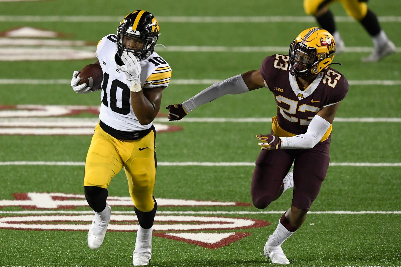 Iowa v Minnesota