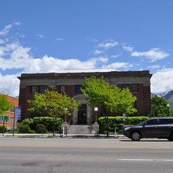 The Cache Museum Daughters of Utah Pioneers is located in the Cache Chamber of Commerce Building in Logan.