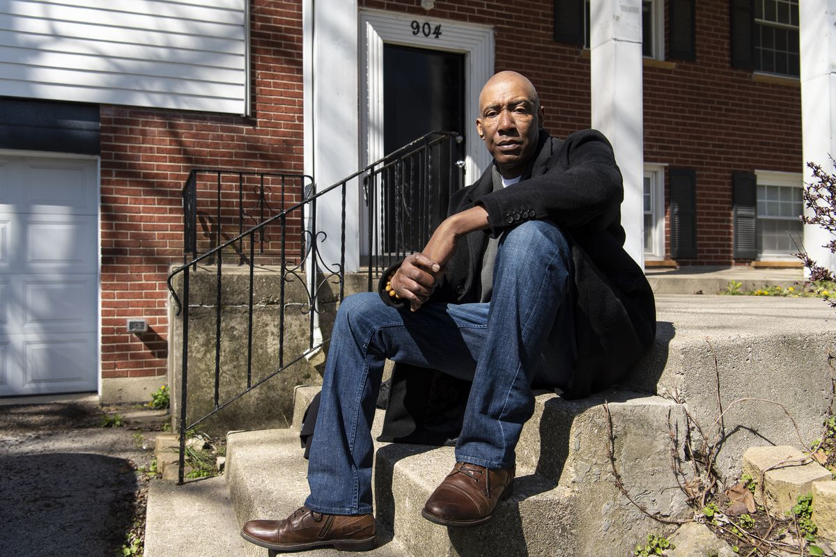 Darryl Calhoun, a supervisor and advocate for foster children with the group Court Appointed Special Advocates of Cook County — CASA.