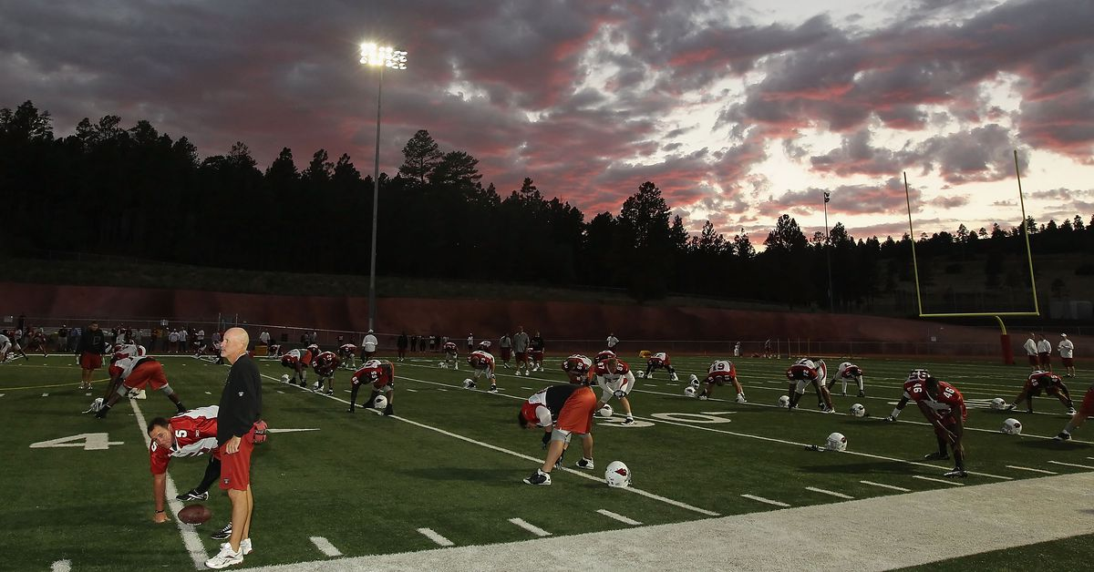 Monday Night open thread: Missing the escape to Flagstaff for Arizona Cardinals training camp