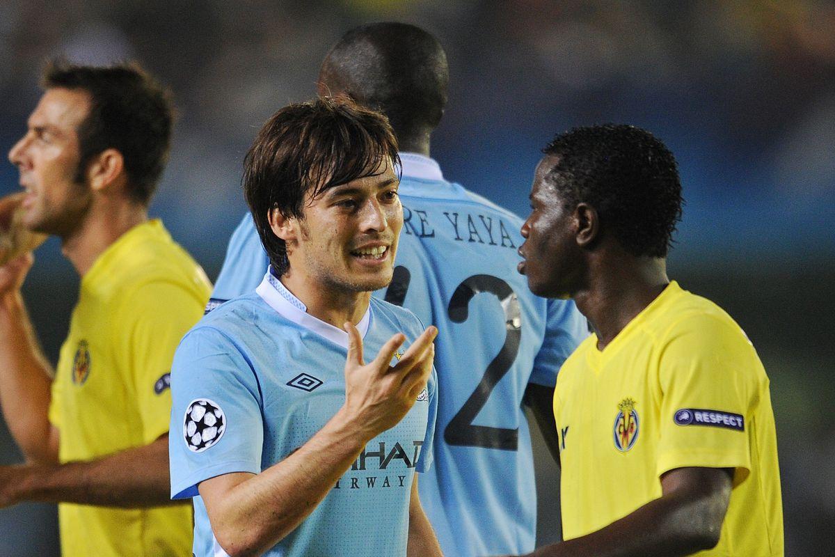 Wakaso Mubarak to play in yellow--Las Palmas yellow, that is - Villarreal  USA