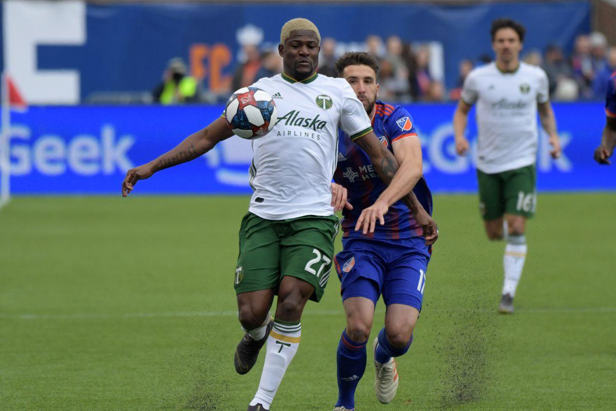 MLS: Portland Timbers at FC Cincinnati