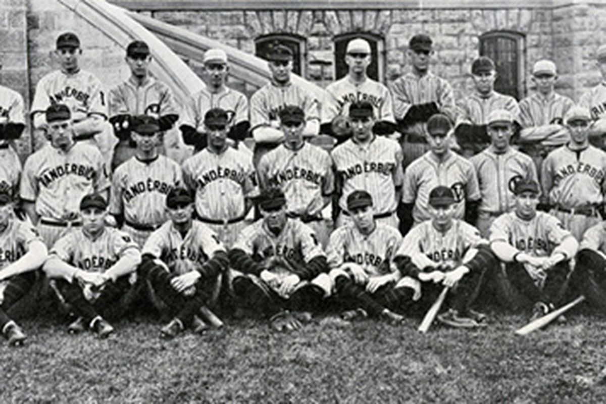 Help me out, Vanderbilt athletics. I'm slowly running out of awesome 1920s pictures to use for these articles.
