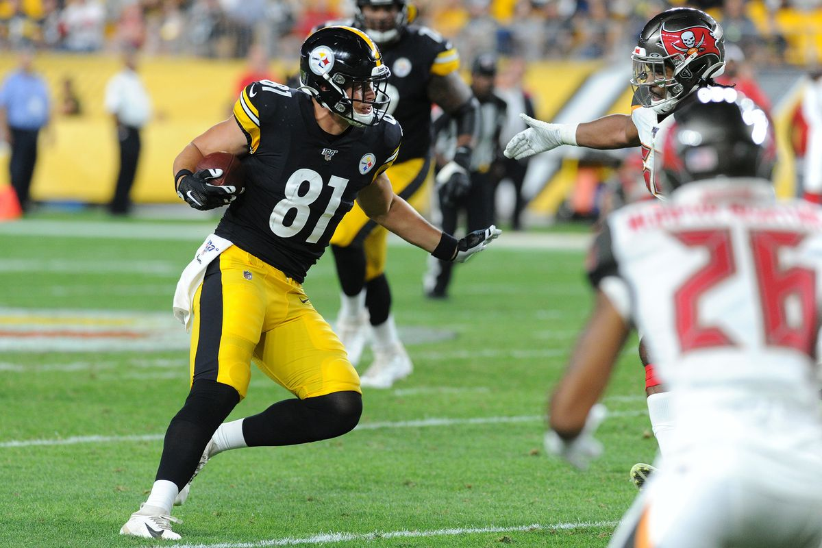 06020362 Did Zach Gentry show enough to calm concern with the Steelers TE ...