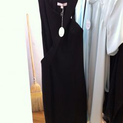 The $50 dress - you may need a friend to help you try it on though.