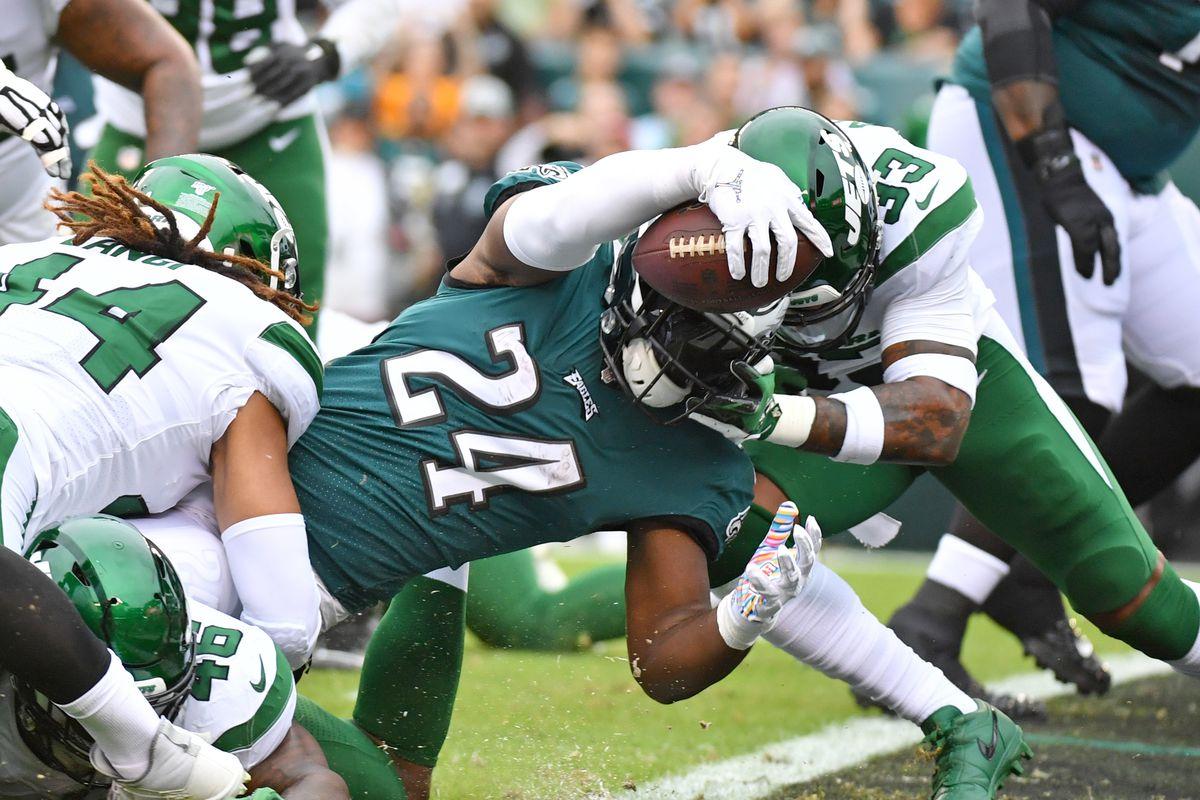 Jets vs. Eagles Second Half Thread - Gang Green Nation
