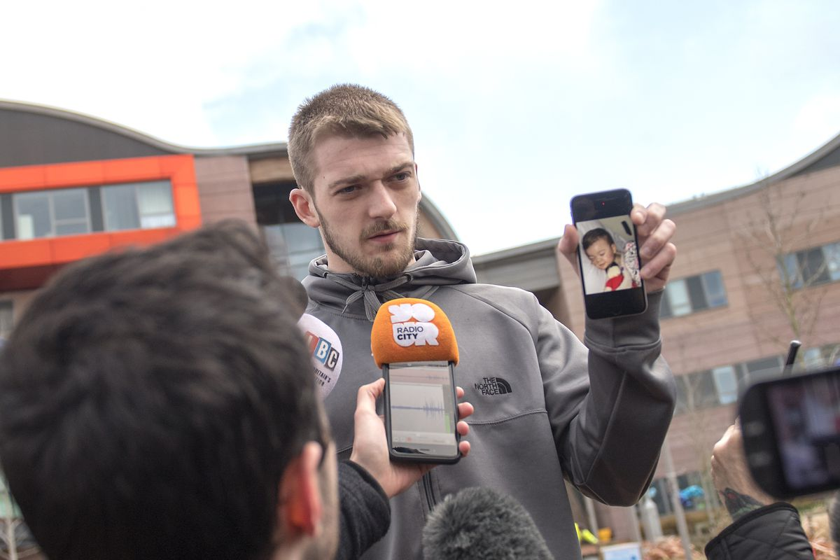 Life Support Has Been Withdrawn From Alfie Evans