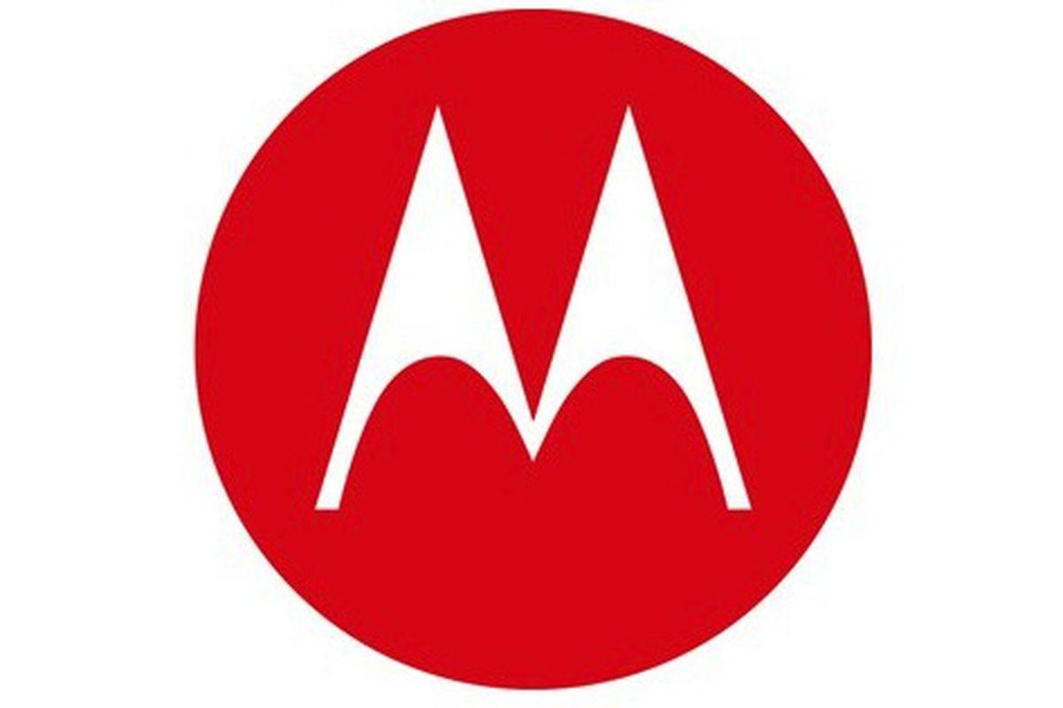 Motorola logo red