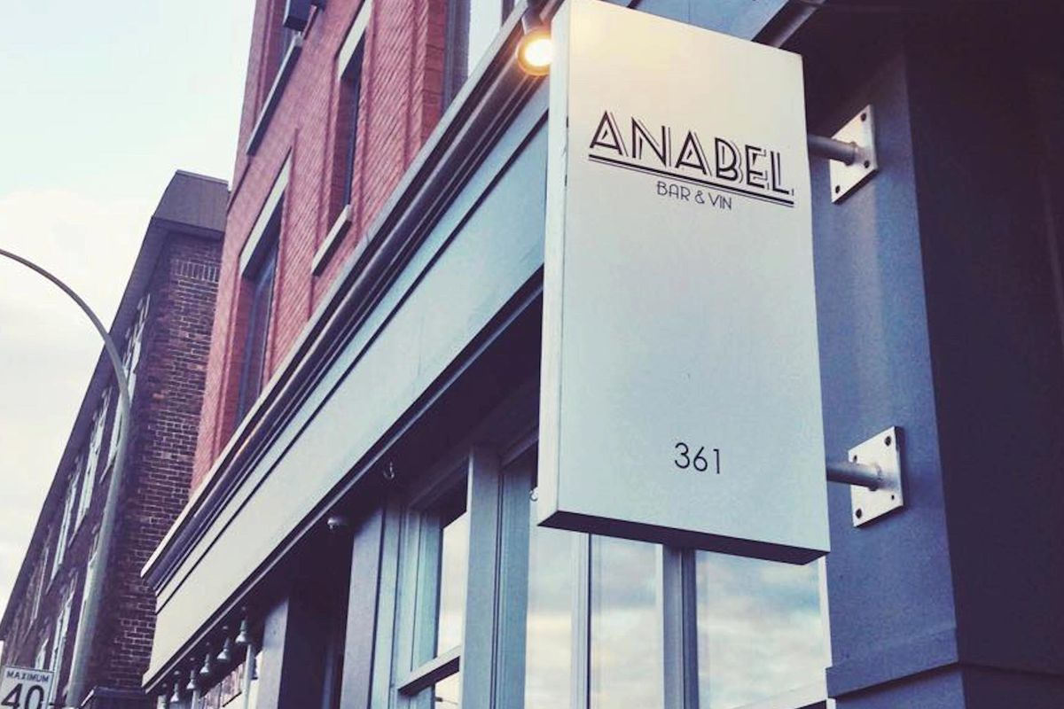 Anabel Wine Bar Celebrates First Anniversary With New Menu - Eater ...