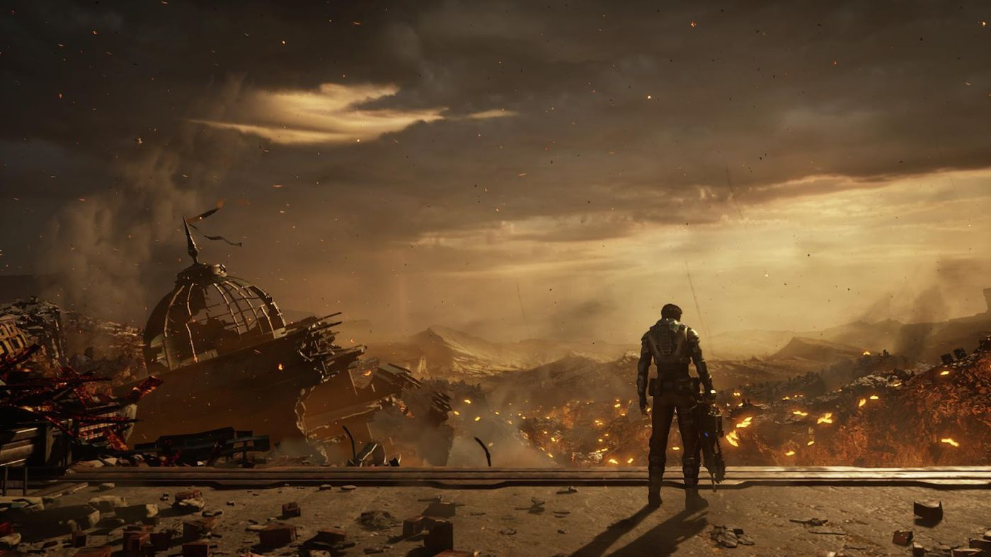 Gears 5' Review: The 'Gears of War' Series Feels Fresh Again