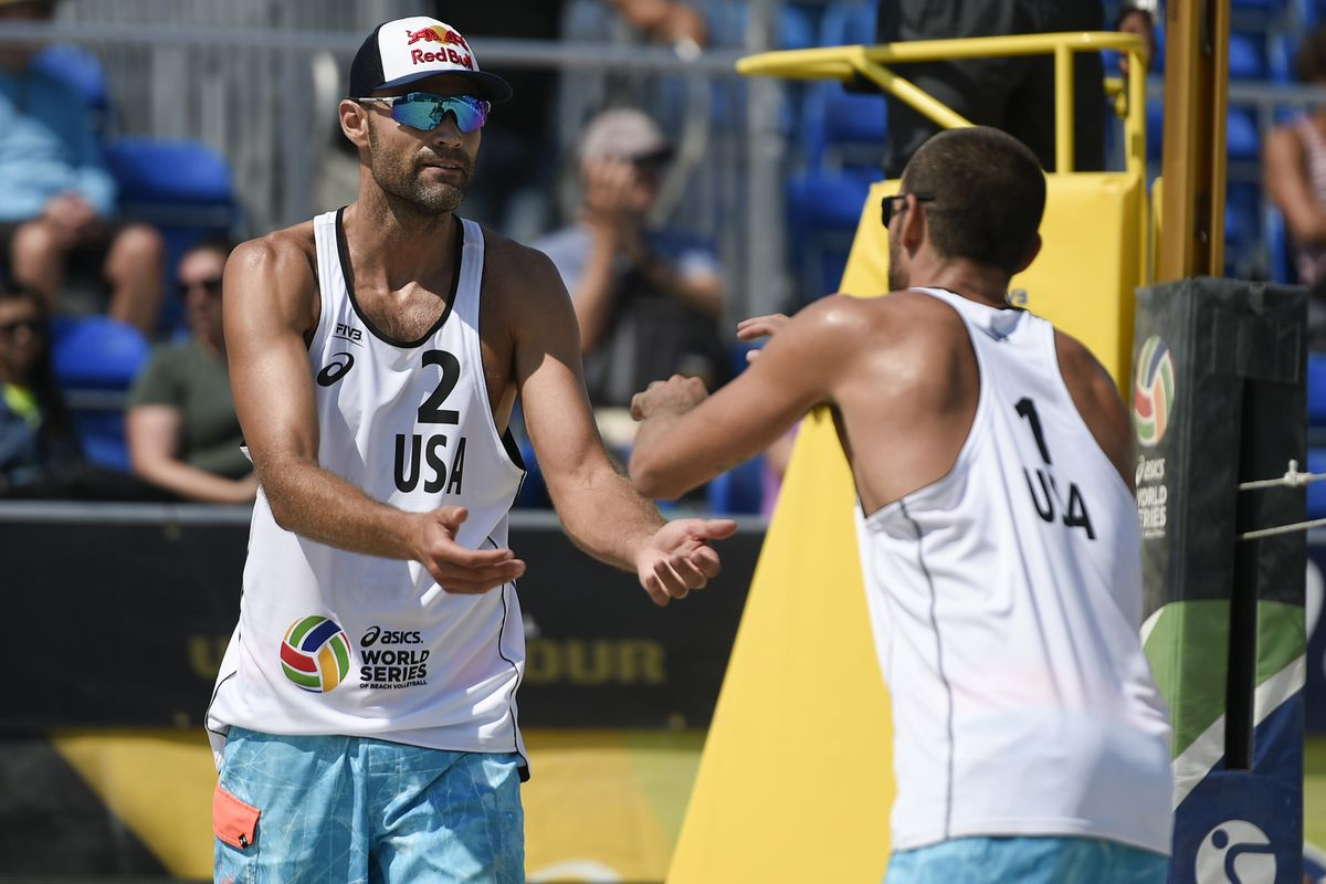 Volleyball: FIVB Long Beach Grand Slam