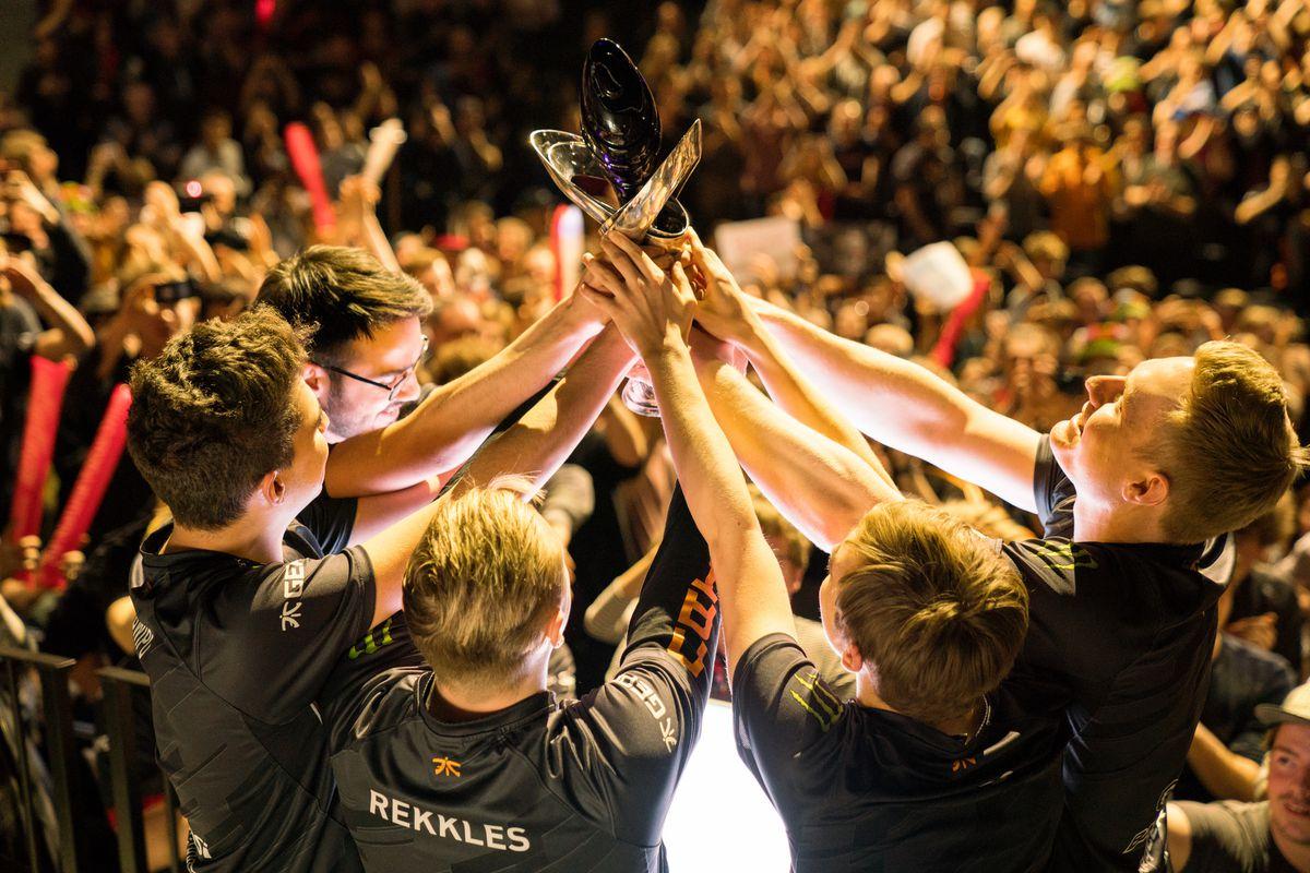 Fnatic Wins EU LCS