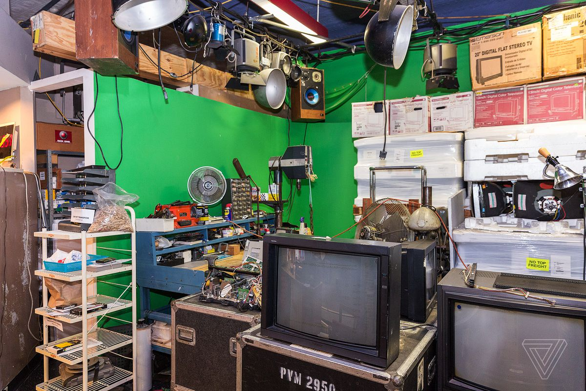 Inside the desperate fight to keep old TVs alive - The Verge