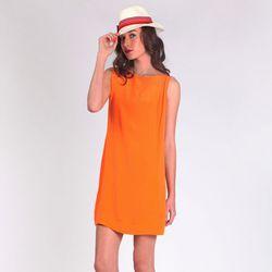 Silk Shift Dress, $174