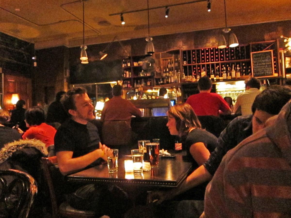 Sparrow Tavern