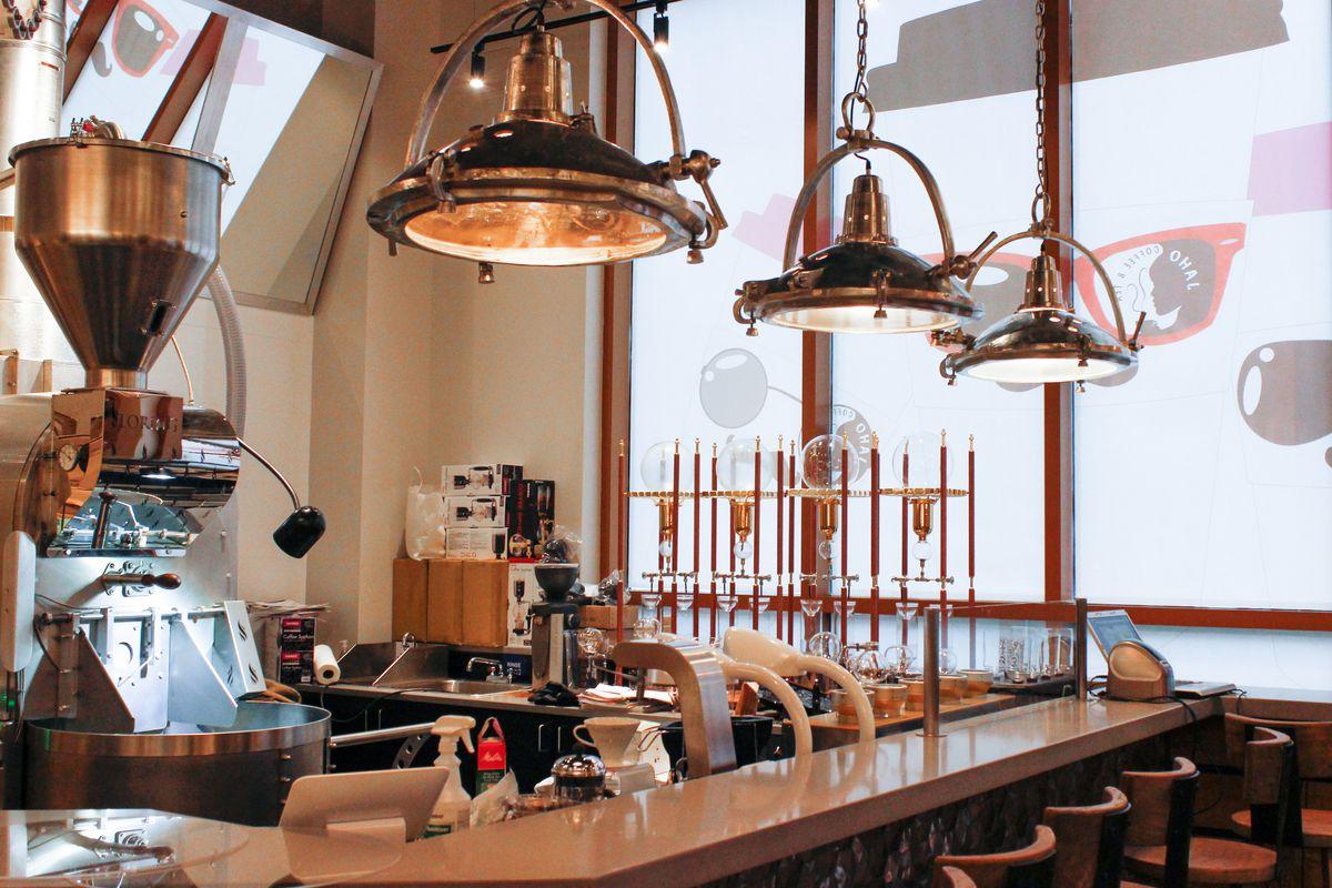 Jaho Coffee & Wine Bar