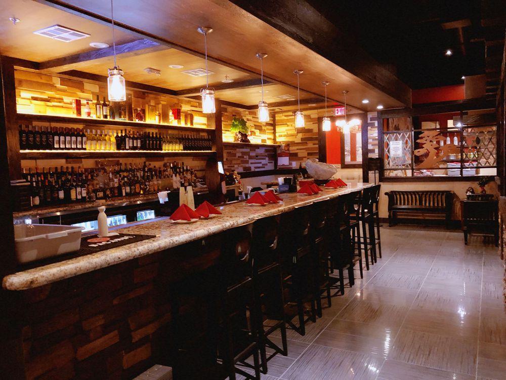 Ohjah Japanese Steakhouse Hibachi bar
