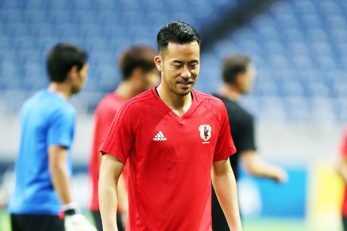 Japan Training Session & Press Conference
