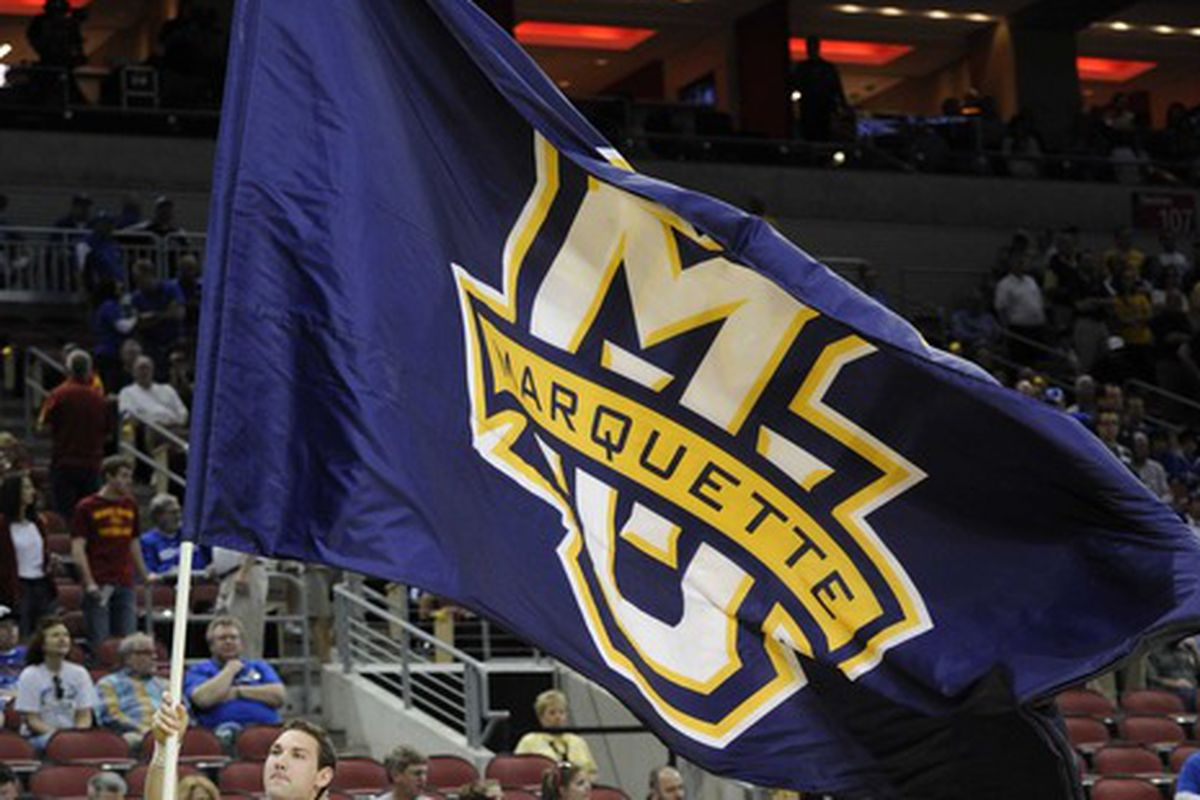 It's a big weekend for Marquette athletics all around.