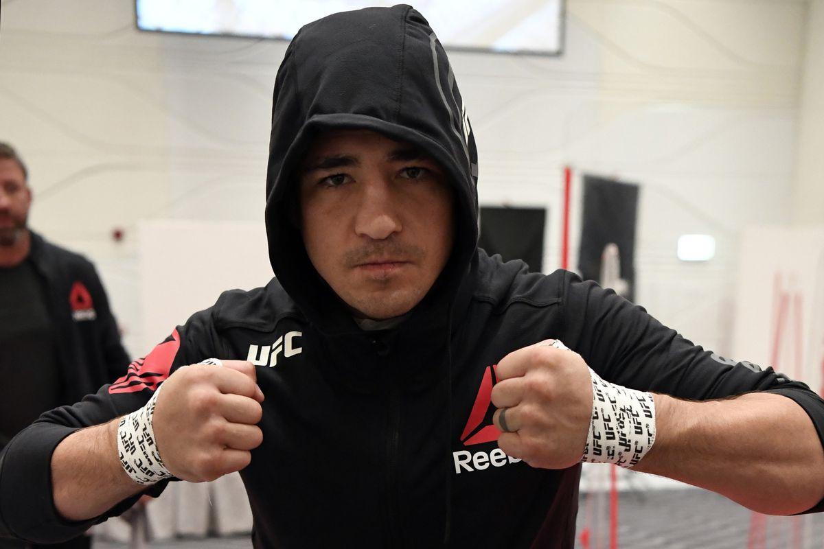 UFC 253 Adesanya v Costa Diego Sanchez