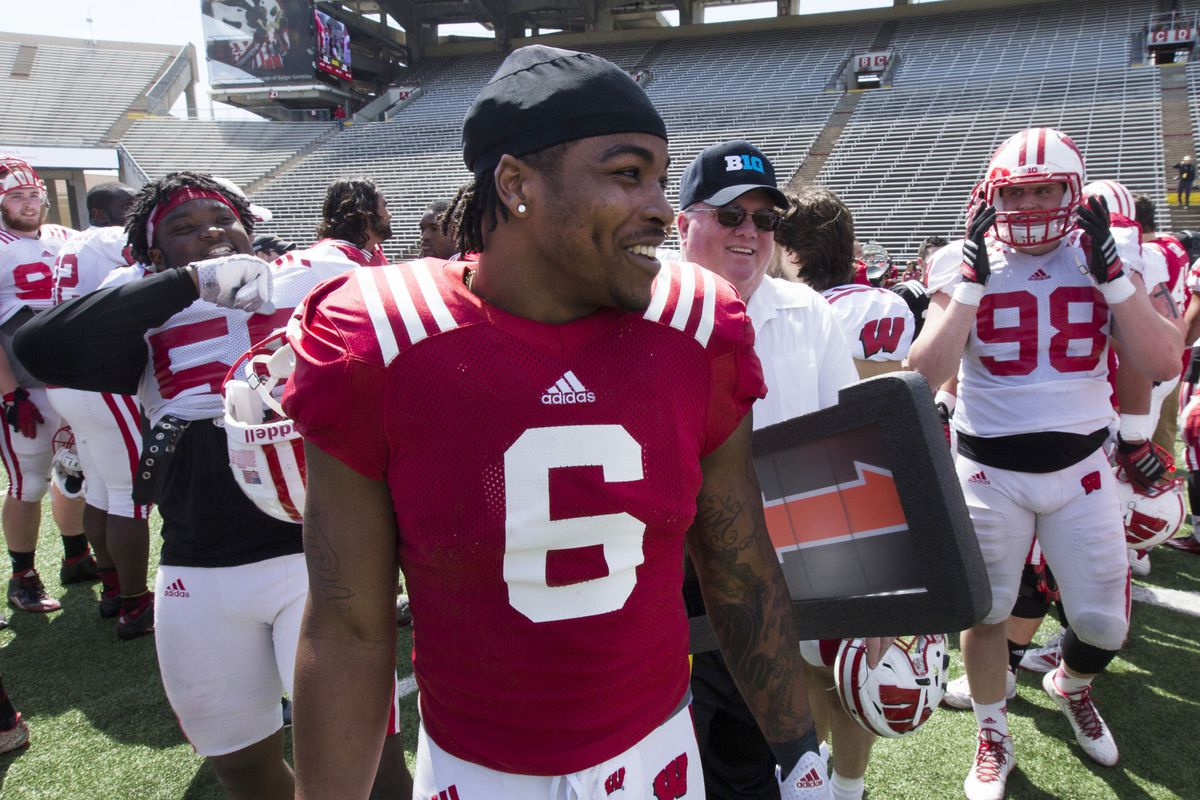 Sports: Wisconsin Spring Game