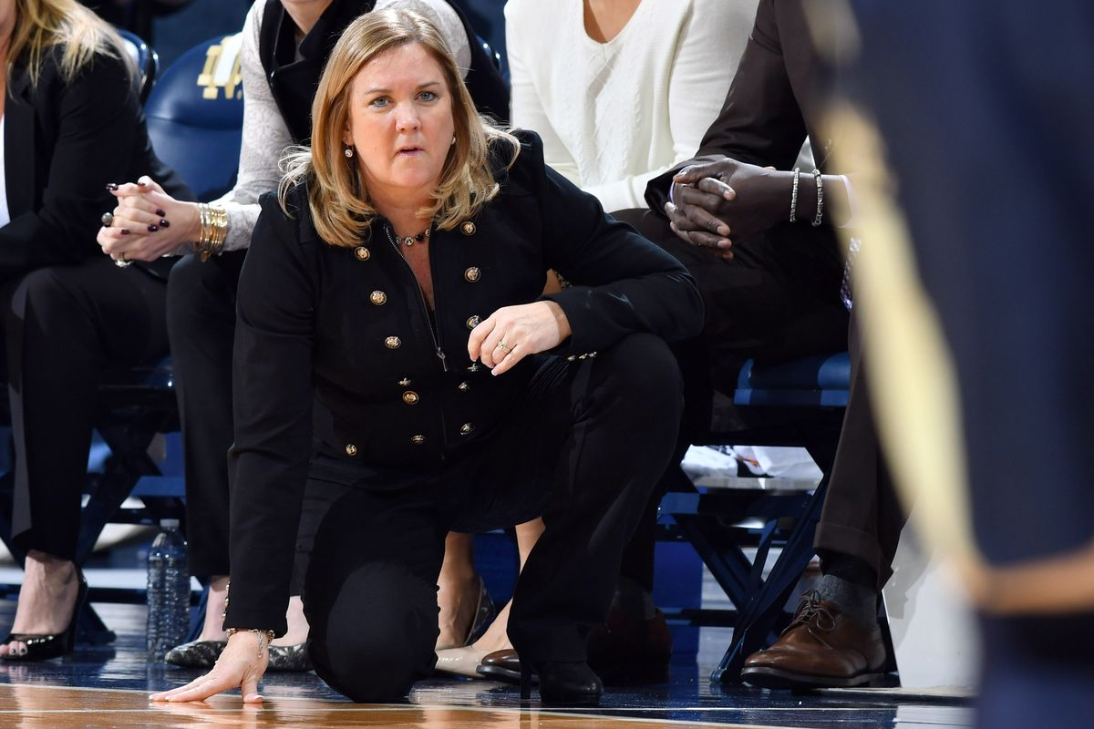 NCAA Womens Basketball: Pittsburgh at Notre Dame