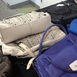 Damaged bags for $75