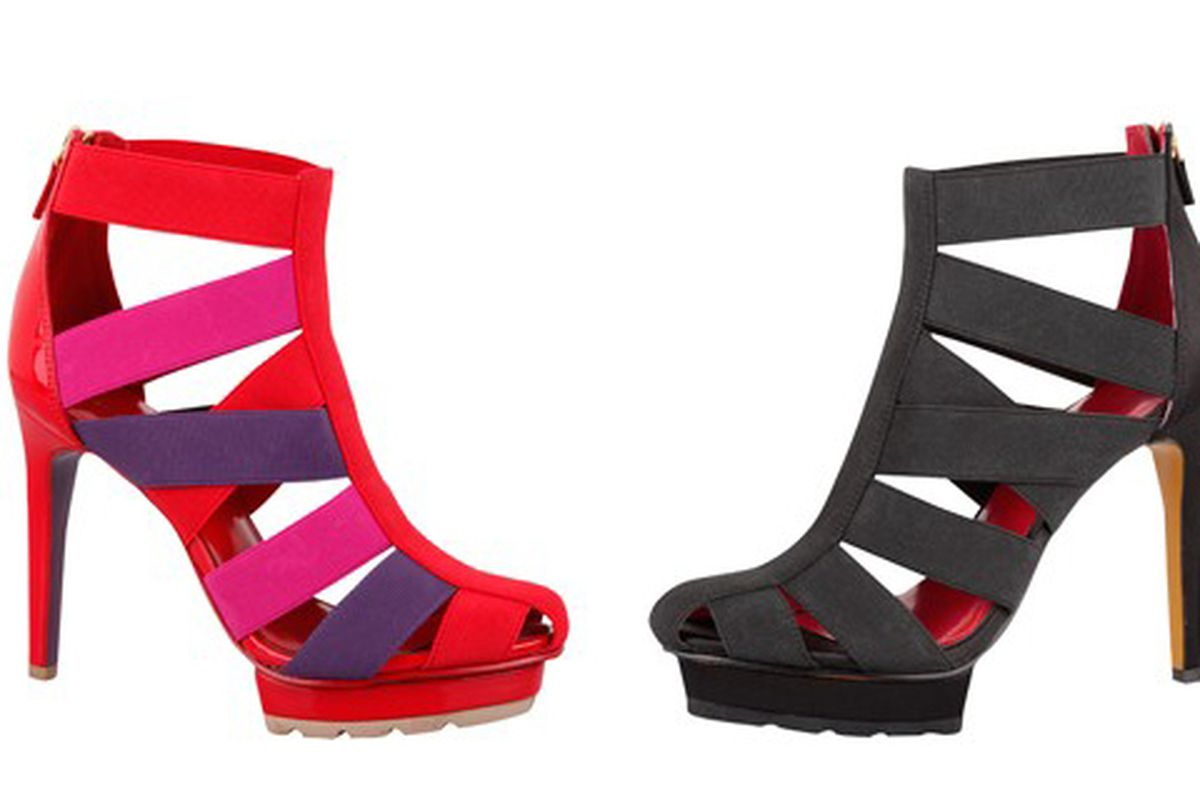 """Images via <a href=""""http://www.stylelist.com/2011/03/28/new-payless-designer-collaborator-is-muy-caliente/"""">Stylelist</a>"""
