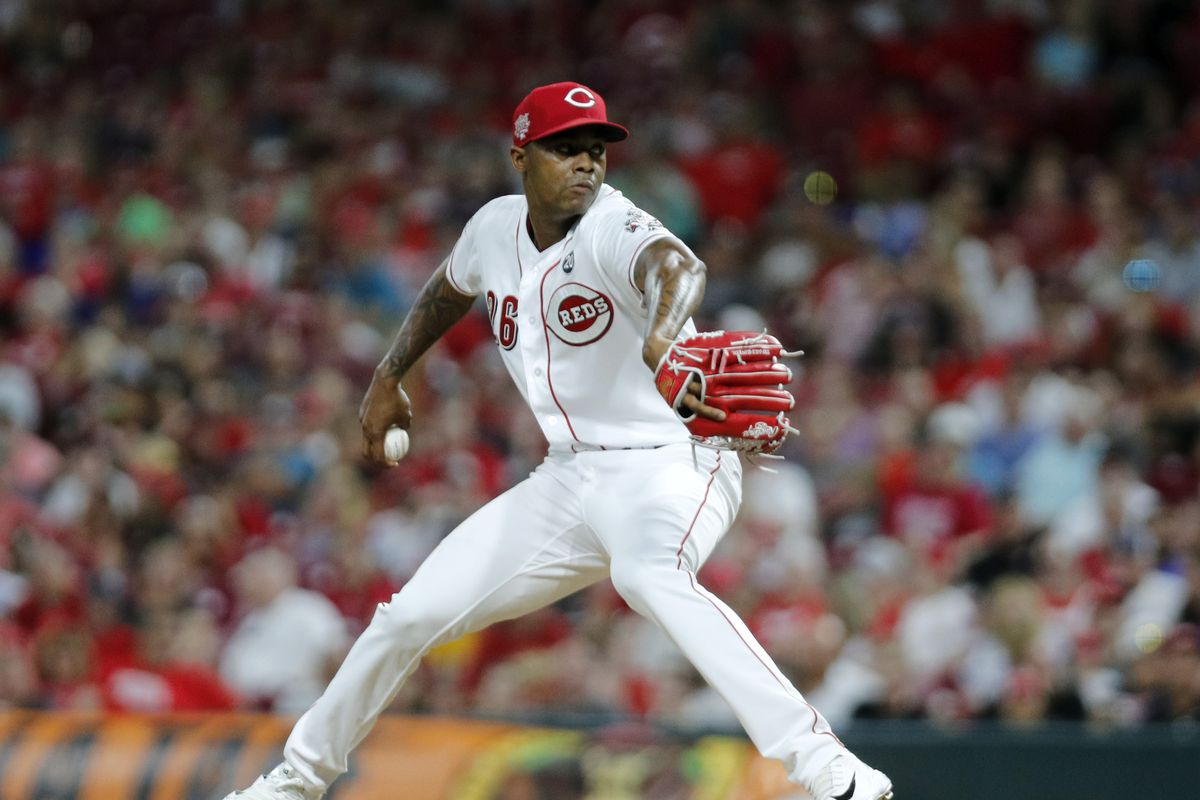 The Yankees could tighten their bullpen with a Raisel Iglesias trade