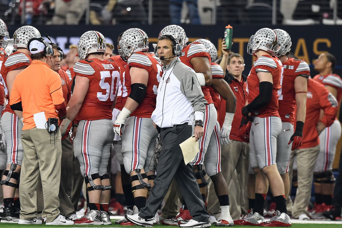 It's no surprise that the Buckeyes lead the way for a preseason prediction.