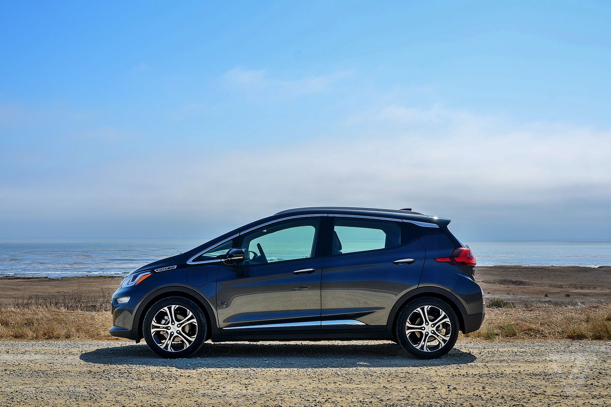 General Motors Had Long Been Planning To Release Its All Electric Chevy Bolt Before The End Of 2016 And It Will But Only In California Oregon
