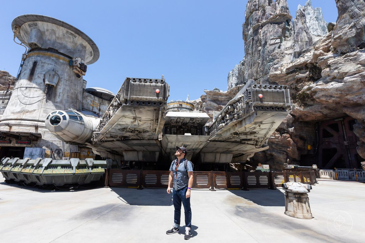 Disneyland review: the iconic theme park in the Star Wars & Marvel