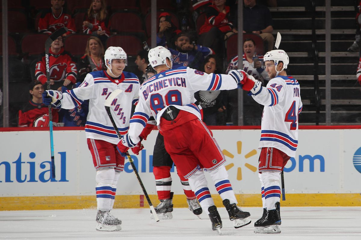 The Greedy New York Rangers Tell The Families To Go Broke ...