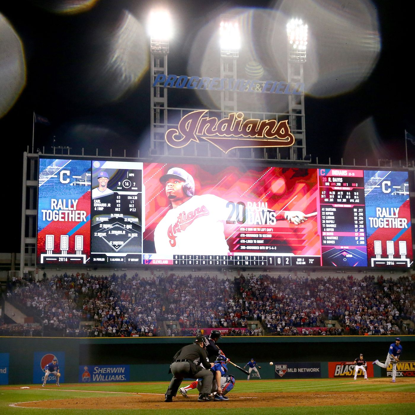 Where To Eat At Progressive Field Home
